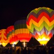 Hot air balloons — Foto de stock #5382893
