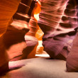 Antelope canyon — Stock Photo #5421345