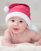 My first christmas — Stock Photo