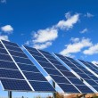 Solar panels — Stock Photo #5542796