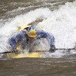 Kayaker - Stock Photo