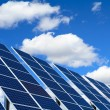 Solar panels — Stock Photo #5598701