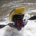 Kayaker — Stock Photo #5601380