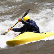 Kayaker — Stock Photo #5601393