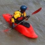 Kayaker — Stock Photo #5601441