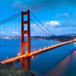 Golden Gate - Foto de Stock