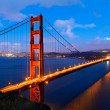 Golden Gate — Stock Photo #5739877