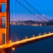 Golden Gate — Stock Photo #5744947