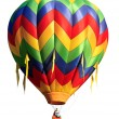 Hot air balloon — Stock Photo #6372998