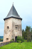 Old castle tower — Stock Photo