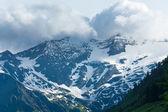 Vista de verão alpes — Foto Stock