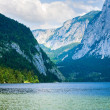 Alpine summer lake view — Stock Photo #6335504