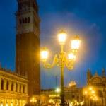 Постер, плакат: Venice Piazza San Marco view