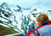 Grossglockner mountain top — Stock Photo