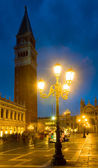 Venice Piazza San Marco view — Stock Photo