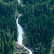 Alps waterfall summer view — Stock Photo #6466853