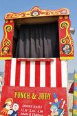 Punch & Judy — Stock fotografie