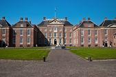 Dutch palace . — Stock Photo
