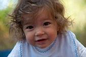 Baby boy . — Stock Photo