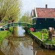 Stock Photo: Dutch landscape .