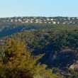 Panorama of the Upper Galilee. Israel. - Stock Photo