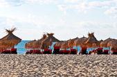 Playa de mañana. — Foto de Stock