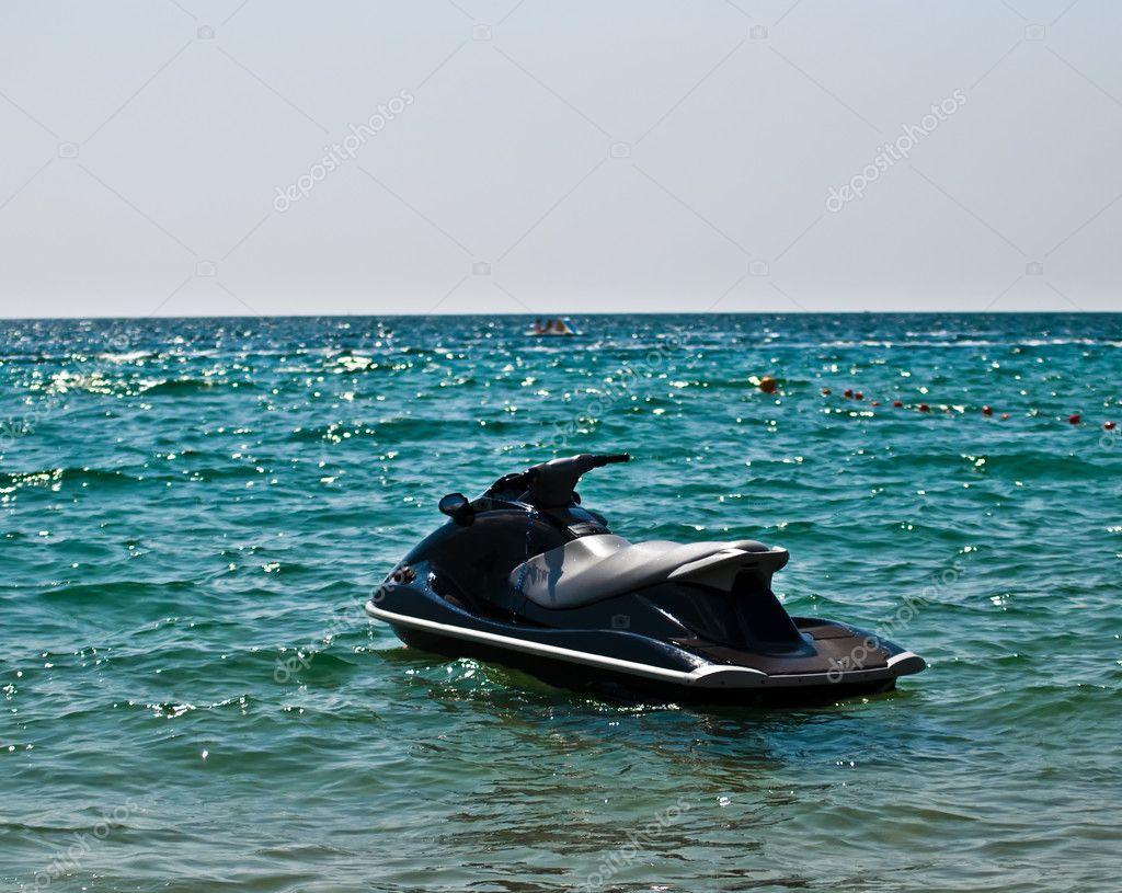 Clear Water Jet Ski 13