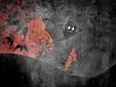 Horror Texture Background — Stock Photo