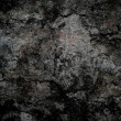 Royalty-Free Stock Photo: Dark Bunt Grunge Wall