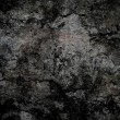 Dark Bunt Grunge Wall — Stock Photo