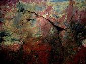 Parede de textura áspera sujo — Fotografia Stock