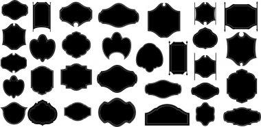 Frame Shapes Designs