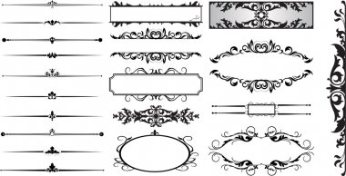 Funky Flourish Frame n Dividers Collection