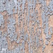 Stock Photo: Old painted wooden surface