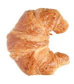 Fresh croissant, isolated — Stock Photo
