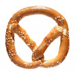 Stock Photo: Pretzel with salt