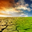 Global Warming Concept - Stockfoto