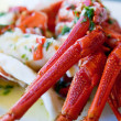 Stock Photo: Crayfish Delight