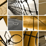 Sport Montage — Stock Photo #5484540