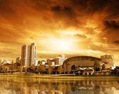 Adelaide Sunset — Stock Photo