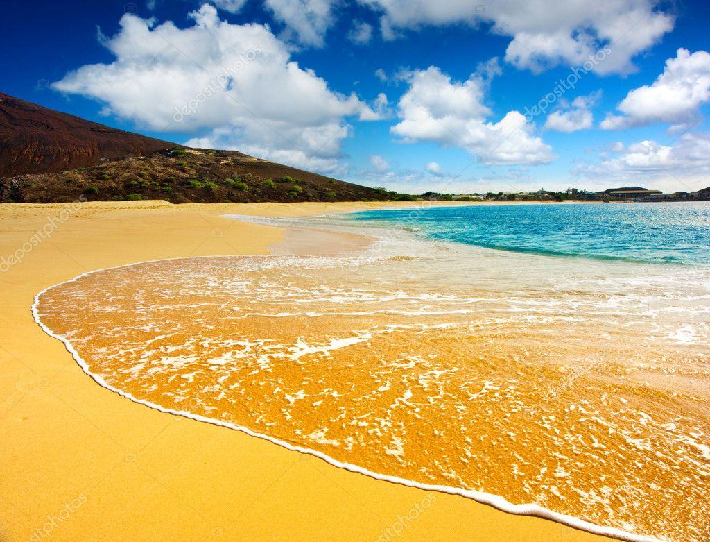 Фотообои Тропический Рай