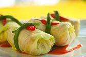 Stuffed Cabbage — Stockfoto