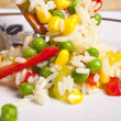 Rice Salad — Stockfoto