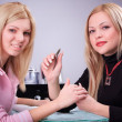 Manicure process — Stock Photo #5404639