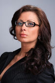 Business Woman Portrait — Stockfoto
