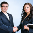 Business team — Stock Photo #5814281