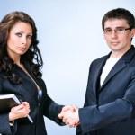 Business team — Stock Photo #5814283