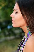 Beautiful woman. art photo — Stock Photo