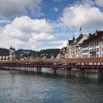 Lucerne/Luzern, Switzerland — Stock Photo