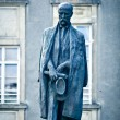 Stock Photo: Tomas Garrigue Masaryk statue